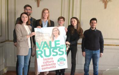 Immagine News - insieme-per-russi-lancia-valentina-palli-candidata-sindaco