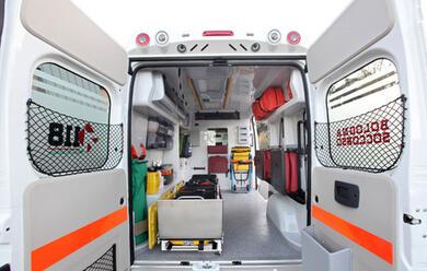 Immagine News - faenza-bici-contro-furgone-51enne-al-bufalini