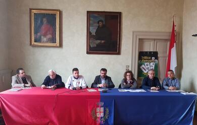 Immagine News - podismo-presentata-la-quot50-km-di-romagnaquot-gioveda-25-aprile-si-parte-dal-castel-bolognese