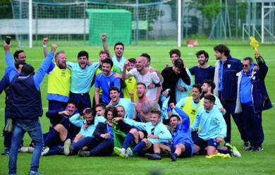 Immagine News - calcio-seconda-il-san-rocco-festeggia-la...-prima-volta-quotda-9-a-capolista-una-promozione-incredibilequot