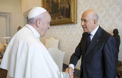 Immagine News - il-presidente-dellabi-il-ravennate-antonio-patuelli-au-stato-ricevuto-da-papa-francesco