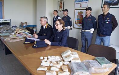Immagine News - ravenna-maxi-sequestro-di-droga-polizia-arresta-due-trafficanti