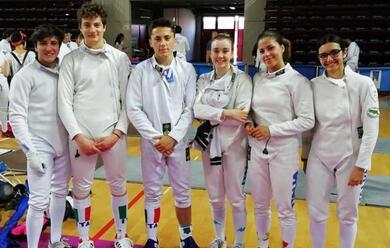 Immagine News - scherma-il-circolo-ravennate-della-spada-chiude-al-sesto-posto-ai-campionati-italiani