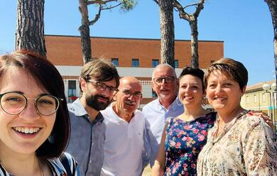 Immagine News - alfonsine-il-sindaco-graziani-presenta-la-nuova-giunta-3-donne-e-2-uomini