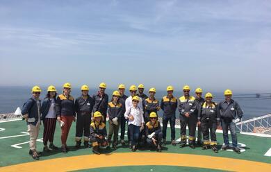 Immagine News - ravenna-i-25-anni-della-piattaforma-offshore-garibaldi-c-dove-si-estrae-gas-purissimo-in-adriatico