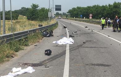 Immagine News - ravenna-moto-contro-auto-morta-anche-la-donna-portata-in-condizioni-disperate-al-bufalini
