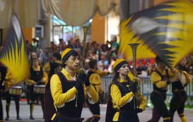 Immagine News - faenza-al-torneo-delle-bandiere-vince-il-nero-musici-al-durbecco
