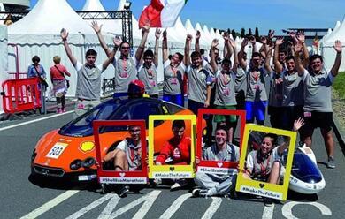 Immagine News - faenza-litp-bucci-ottiene-piazzamenti-alla-competizioneshell-eco-marathon-di-londra