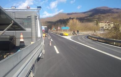 Immagine News - e45-riaperto-il-viadotto-quotpuletoquot-tra-canili-e-valsavignone-anche-ai-mezzi-pesanti