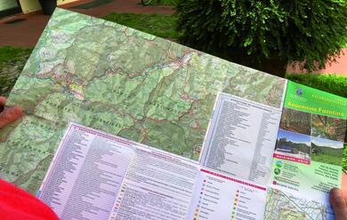 Immagine News - faenza-esce-la-nuova-carta-escursionistica-del-cai-sullappennino-faentino