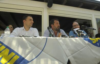 Immagine News - milano-marittima-salvini-quotalle-regionali-dellemilia-romagna-condidiamo-presidente-lucia-borgonzoniquot