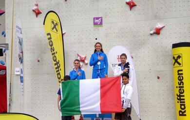 Immagine News - ravenna-la-17enne-francesca-vasi-ha-vinto-la-coppa-europa-giovanile-speed-di-arrampicata