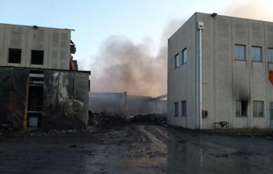 Immagine News - faenza-incendio-lotras-arpae-quotcontenuta-la-presenza-di-diossinequot