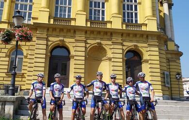 Immagine News - ciclismo-la-crescita-dellemiliaromagna-cycling-team-au-proseguita-tra-croazia-e-slovenia