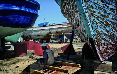 Immagine News - le-migrazioni-di-lorenzo-tugnoli-tra-le-pescherie-a-lugo-e-il-socjale-a-piangipane