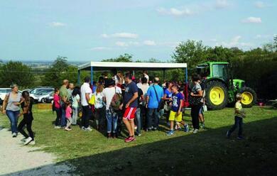 Immagine News - faenza-a-oriolo-la-vendemmia-in-chiave-turistica-si-vive-a-bordo-di-un-trattore-per-tutto-settembre