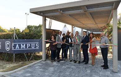 Immagine News - basket-b-inaugurato-il-campus-e-presentata-la-nuova-rekico-faenza