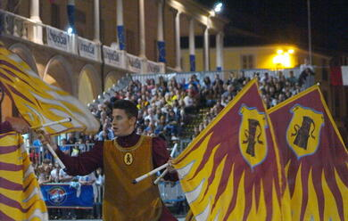 Immagine News - faenza-sbandieratori-benedetti-del-rione-giallo-au-campione-italiano