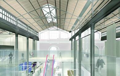 Immagine News - ravenna-mercato-coperto-bassi-casa-spadoni-illustra-il-progetto