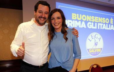 Immagine News - regionali-la-candidata-della-lega-borgonzoni-quotin-vantaggio-nei-sodaggi-se-vinciamo-daremo-uno-scossonequot