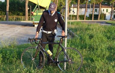 Immagine News - bagnacavallo-ciclista-77enne-cade-e-viene-ricoverato-al-bufalini