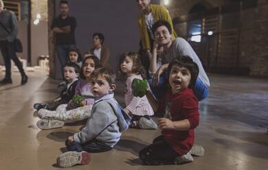 Immagine News - cervia-i-bambini-dormono-ai-magazzini-del-sale