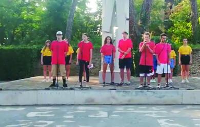 Immagine News - ravenna-monumento-del-ponte-degli-allocchi-moderquotsiano-i-giovani-a-dare-una-rispostaquot