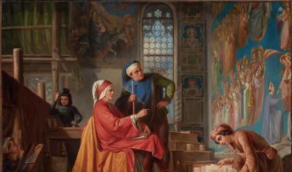 il-poeta-e-shakespeare-si-incontrano-nella-mostra-alla-gam-di-verona.-ne-parla-la-curatrice-rossi