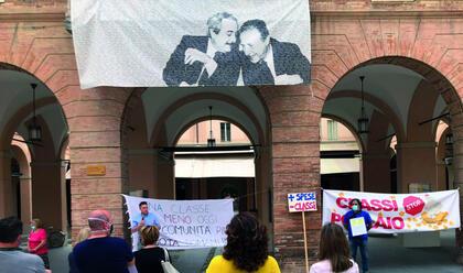 Immagine News - castel-bolognese-genitori-e-partiti-protestano-per-la-quarta-classe