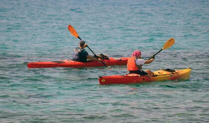 Immagine News - cotignola-61enne-si-ribalta-durante-una-gita-in-canoa-e-muore