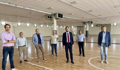 cesena-alla-fiera-lo-sport-protagonista-5-campi-allestiti-al-padiglione-c-per-societa-locali