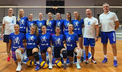 volley-b2-donne-ultima-settimana-di-preparazione-per-la-fenix-in-vista-del-debutto-in-campionato