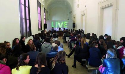 Immagine News - bagnacavallo-giovani-media-al-convento-con-il-sonora-radio-fest