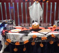 Halloween Party Codere Gaming Hall Re
