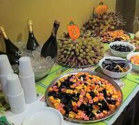 Halloween Party Codere Gaming Hall Mortara