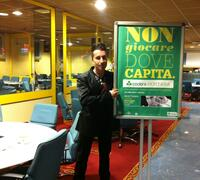 Jason Enigma Codere Gaming Hall Mortara