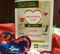 San Valentino Codere Gaming Hall Modernissimo