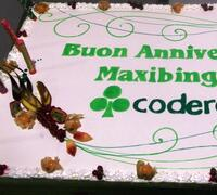 Torta Codere Gaming Hall Maxibingo