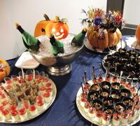 Halloween Party Codere Gaming Hall Ariston