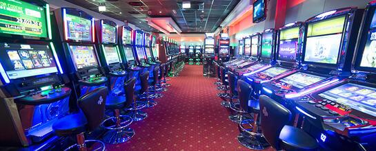 Codere Gaming Hall Garbini VLT