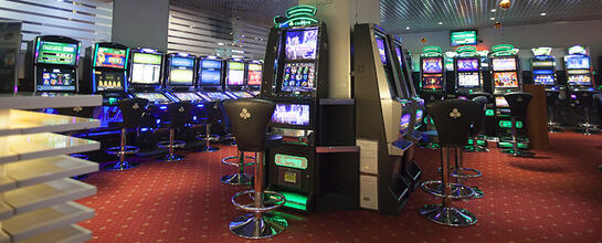 Codere Gaming Hall Modernissimo VLT