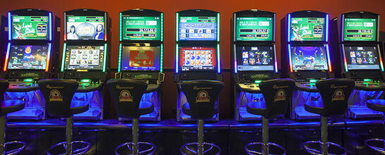 Codere Gaming Hall Royal VLT