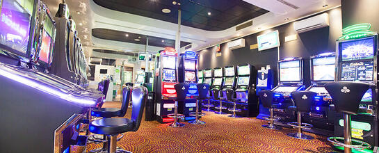 Codere Gaming Hall Regina VLT
