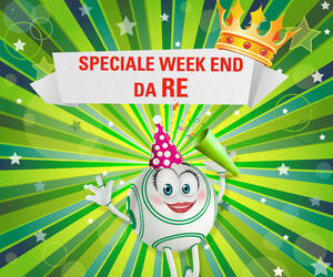 Speciale Weekend da Re