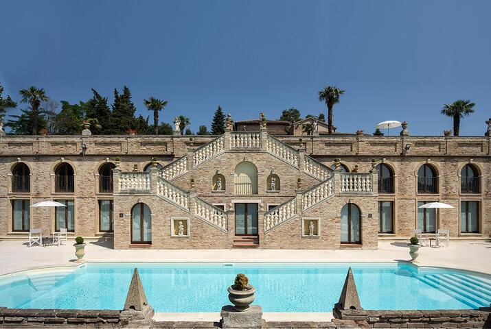 Villa Cattani Stuart Foto 1