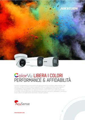 Brochure ColorVu 2021