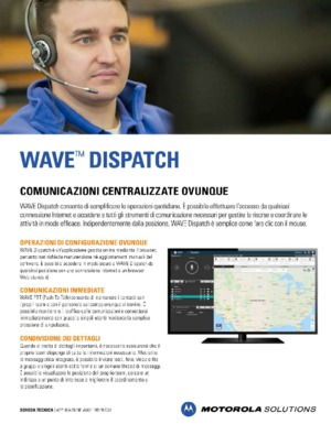 WAVE Dispatch