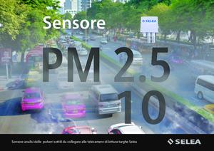 Datasheet sensore AVPM 10