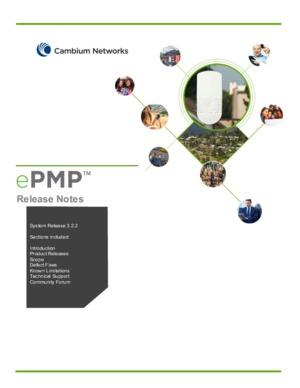ePMP Release Notes v3.2.2
