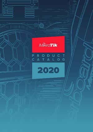 MikroTik catalog 2020